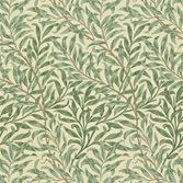 Morris & Co Willow Boughs Green