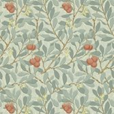 Morris & Co Arbutus Blue/Pink
