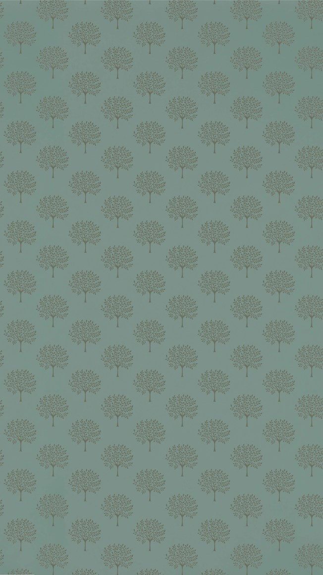 Sanderson Marcham Tree English Grey