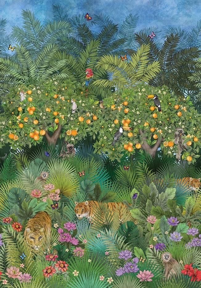 Matthew Williamson Tiger Grove