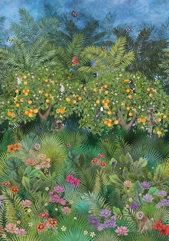 Matthew Williamson Orange Grove