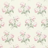 Colefax and Fowler Bowood Pink Leaf