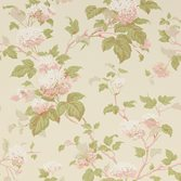 Colefax and Fowler Chantilly Pink Green