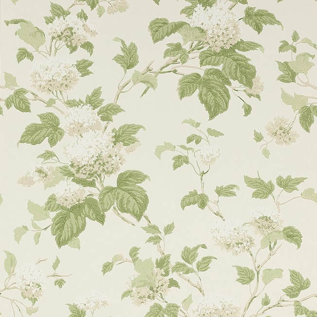 Colefax and Fowler Chantilly Ivory Leaf