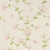 Colefax and Fowler Honeysuckle Garden Pink Green