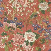 Colefax and Fowler Jardine Red