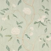 Colefax and Fowler Snow Tree Pale Aqua