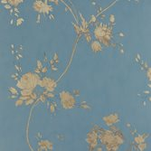 Colefax and Fowler Darcy Old Blue