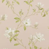 Colefax and Fowler Marchwood Shell Pink
