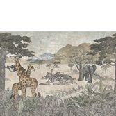 Boråstapeter Serengeti