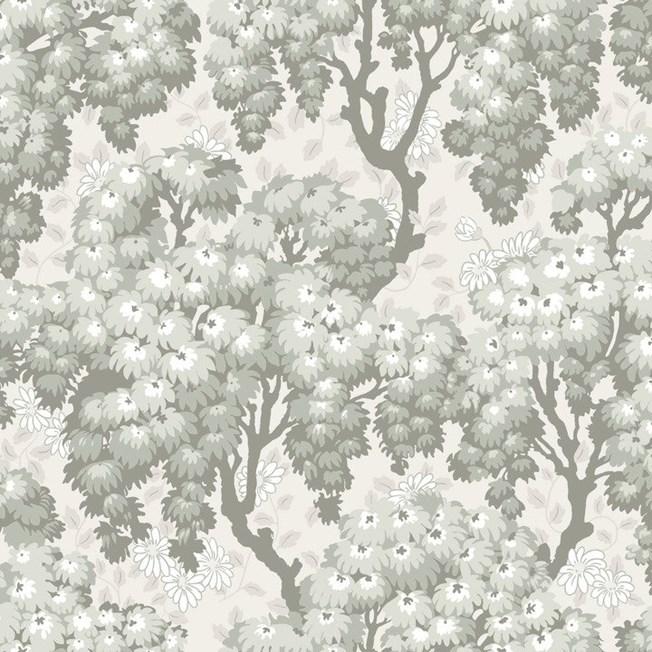 Sandberg Wallpaper Ragnvi Spring Green tapet