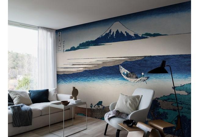 Boråstapeter Hokusai tapet