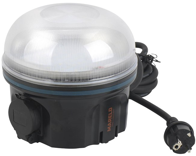 Mareld Arbetslampa Shine 2500