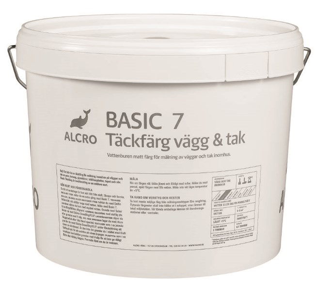 Alcro Basic 7