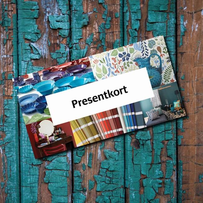 Presentkort Presentkort