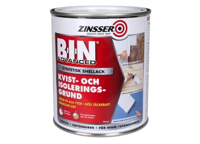 Zinsser B-I-N Advanced