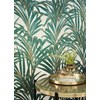 Casadeco Fern Green Gold