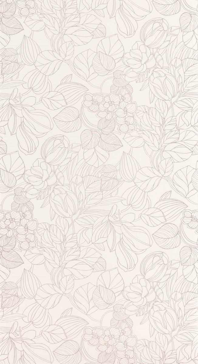 Casadeco Engraving White