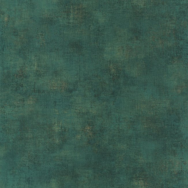 Caselio Plain Gold Emerald Green Metallic