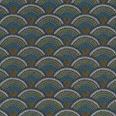 Casamance Otto Foam Navy Blue/Green