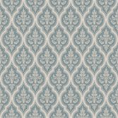 Sandberg Wallpaper Lillie Indigo Blue