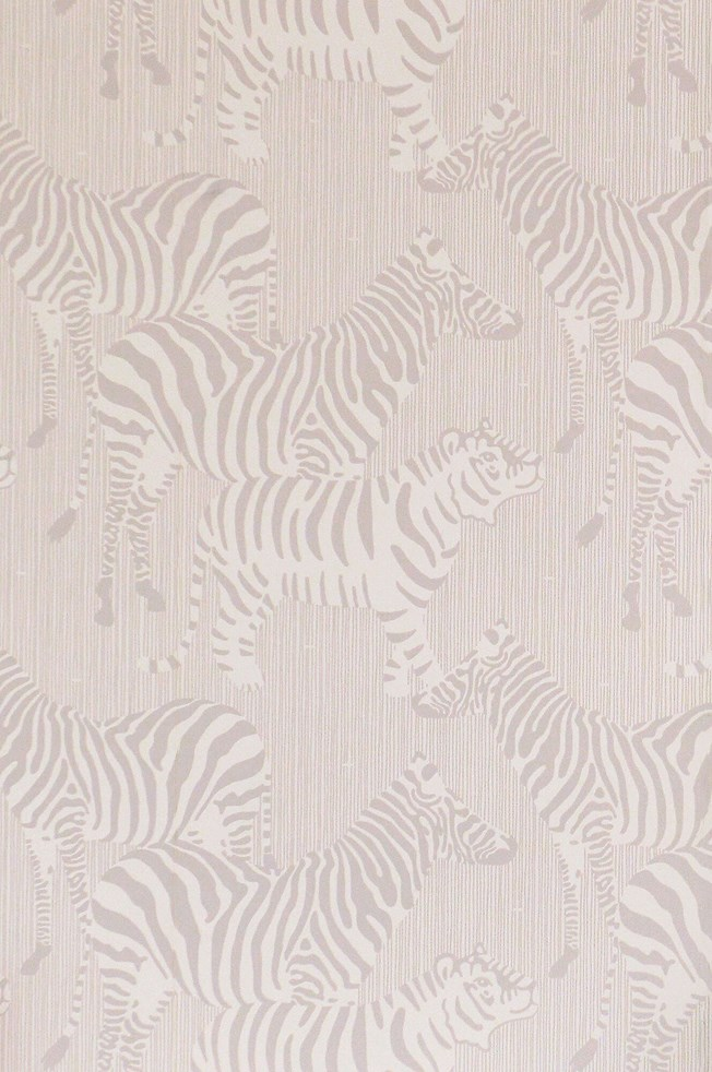 Majvillan Safari Stripes Warm Grey