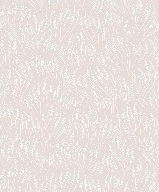 Littlephant Meadow - Dusty pink tapet