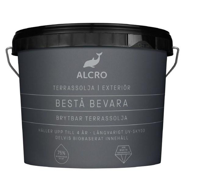 Alcro Bestå Bevara Terrassolja