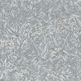 Sandberg Wallpaper Malin Mineral Grey tapet