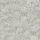 Sandberg Wallpaper Tove Misty Blue tapet