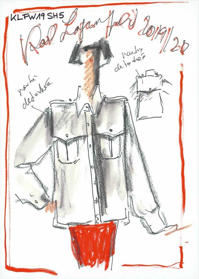 Intrade Karl Lagerfeld tapet