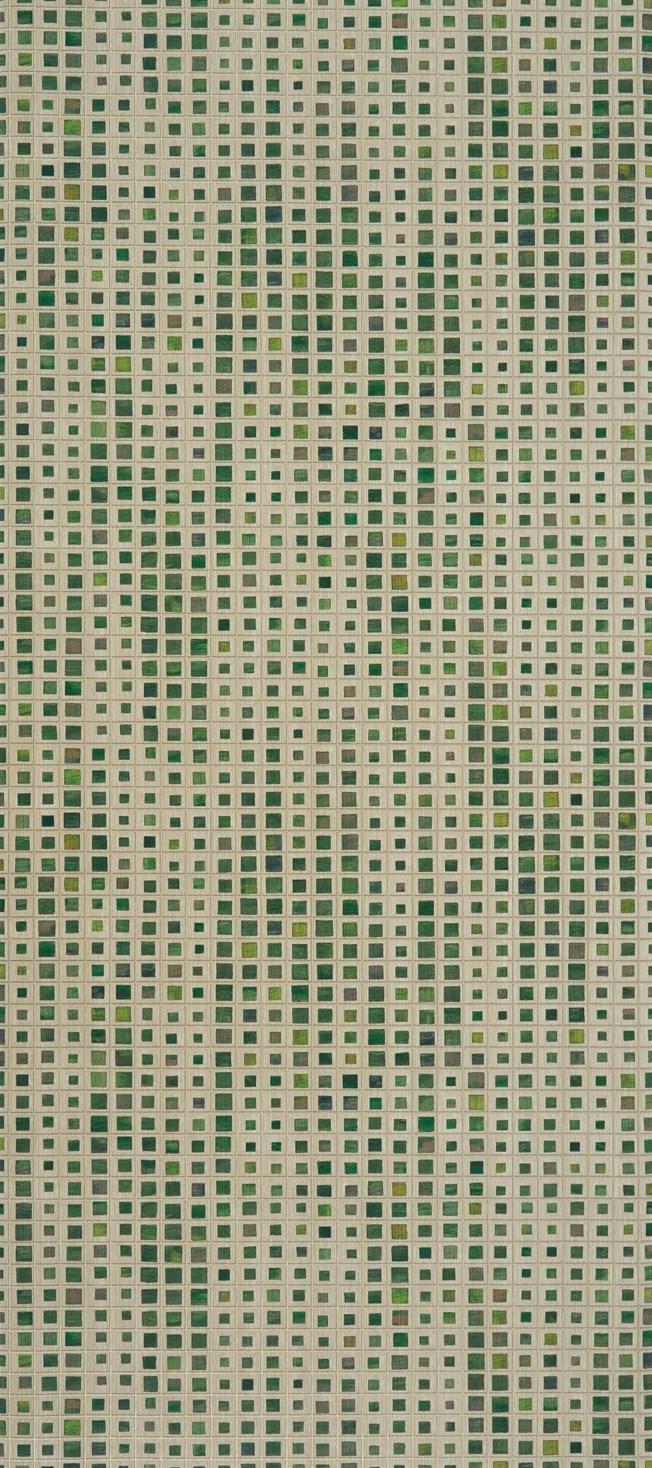 Osborne & Little Sunago Vinyl Emerald