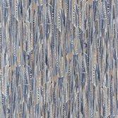 Casamance Lahna Blue/Taupe