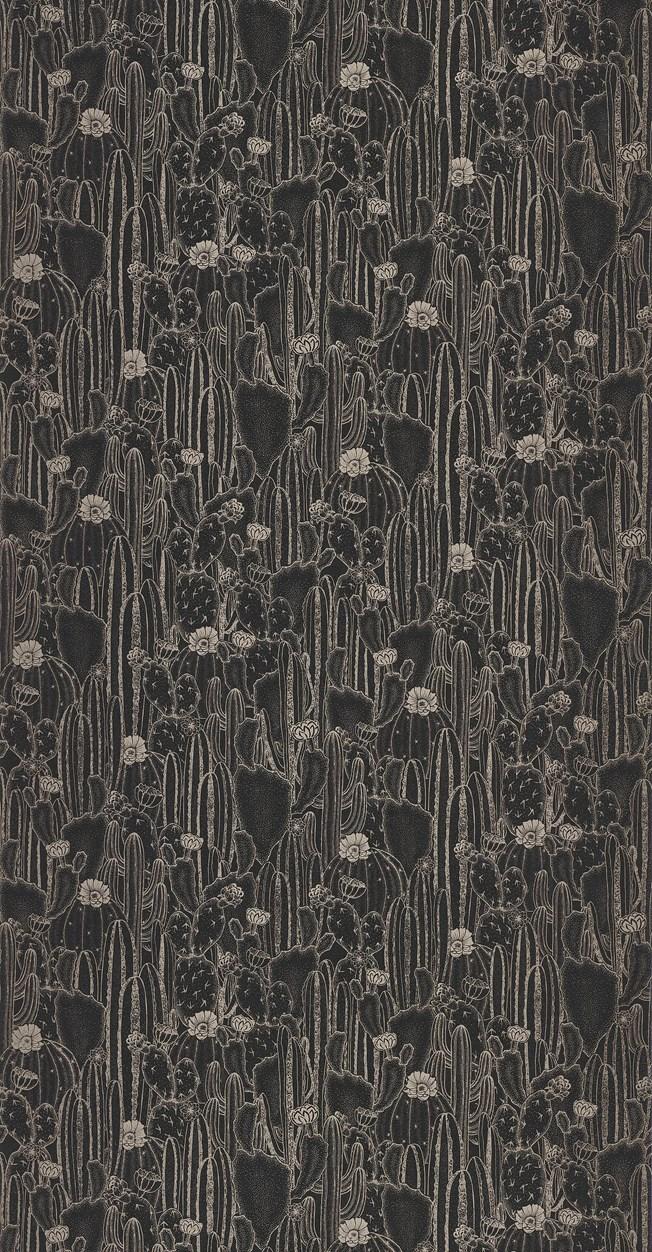 Casadeco Botanica Cactaceae Noir