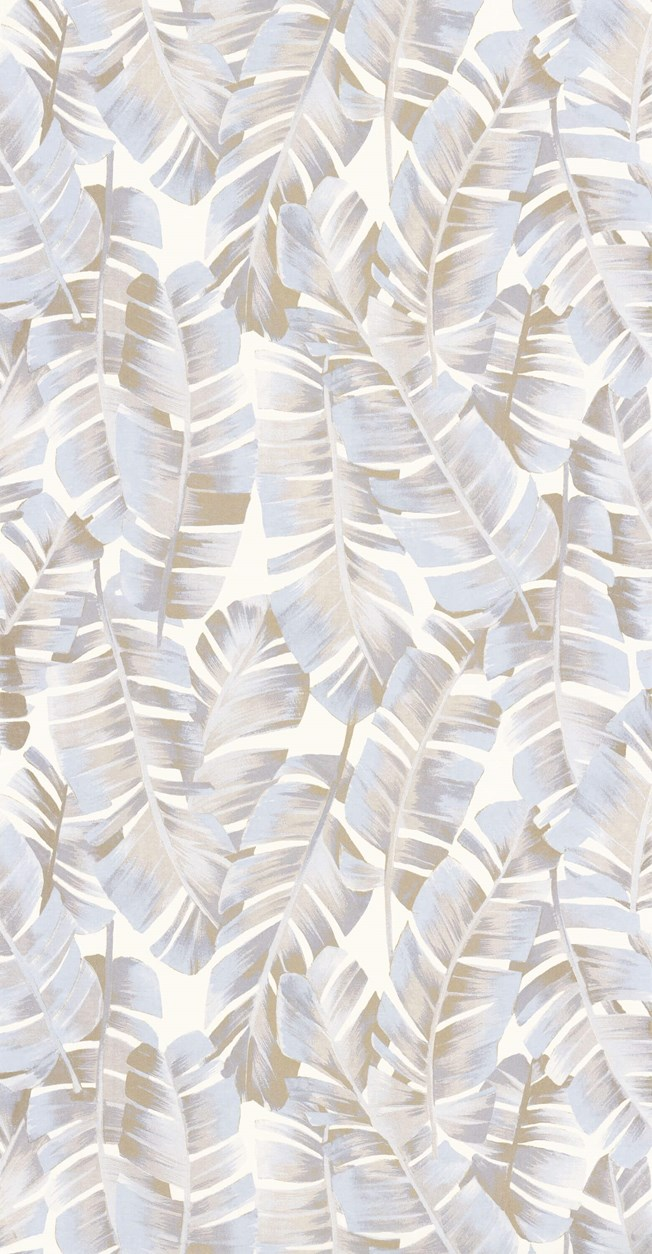 Casadeco Botanica Folium Beige Lin