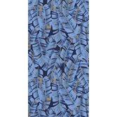 Casadeco Botanica Folium Bleu Encre