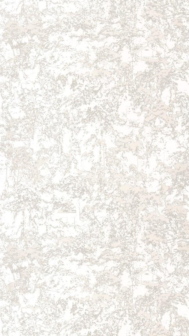 Casadeco So White 4 Terebro Blanc