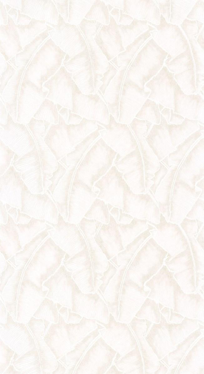 Casadeco So White 4 Selva Blanc