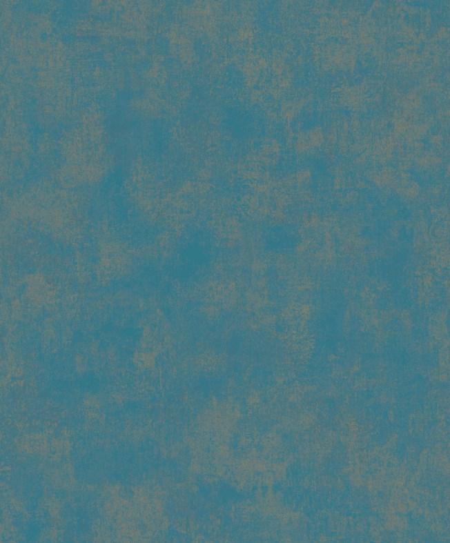 Casadeco Stone Bleu Paon