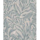 Sandberg Wallpaper Elin Misty Blue tapet