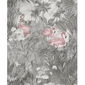 Intrade Amazonia Sarasota Grey/Pink tapet