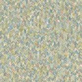 Intrade Amazonia Saram Texture Coral/Blue tapet