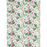 Sanderson Chelsea White/Pink tapet