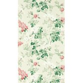 Sanderson Sommerville Blush/Grey Birch tapet