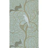 Sanderson Squirrel & Dove Eggshell/Ivory tapet