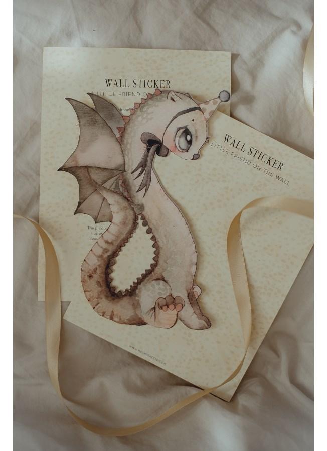 Mrs Mighetto Wallsticker Dear Dino