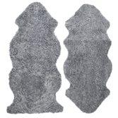Skinnwille Korthårigt Lammskinn stor