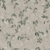 Sandberg Wallpaper Irene Olive Green tapet