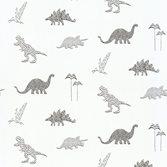 Midbec tapeter Doodleedo Dinozoo