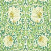 Morris & Co Pimpernel Weld/Leaf Green